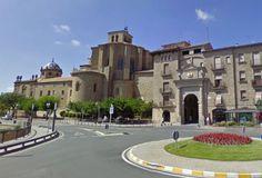 Catedral y Portal del Pont, Solsona