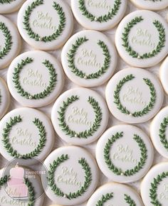 """This listing is for one dozen delicious decorated cookies approximately 3"""" Baked fresh with the finest, fresh ingredients and decorated with a vanilla royal icing, these delicious cookies are guaranteed to be as tasty as they are beautiful. Each cookie will be individually bagged and"""