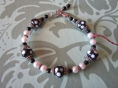 """Girl Talk Boutique: Preview """"Black and White Beaded Jewelry"""" follow us on facebook"""