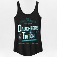 Image of Daughters of Triton Concert Tank