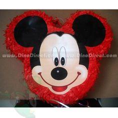 mickey mouse piñata - Buscar con Google