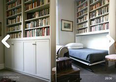 murphy bed More