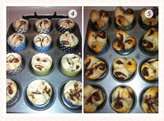 Seychelles Mise En Scène: Nutella Rolls with Cream Cheese Frosting