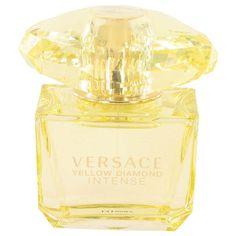 Versace Yellow Diamond Intense by Versace 3 oz EDP Spray TESTER Perfume Women #Versace
