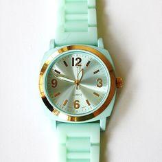 mint jelly watch