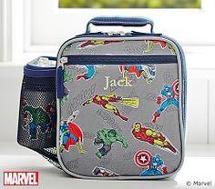 Marvel Gray Backpacks 8482 Toddler Lunch Boxboys Bagskids