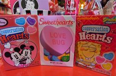 Get a retro sugar rush at Powell's Sweet Shoppe. Sugar coated nostalgia in candy you remember from your childhood (from Boomers to  Millennials) and even turn of the last century tasty treasures from Abba-Zabba's to Zotz..