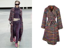 Défilé Chanel et Manteau IMPECCABLE: 175€