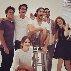 They all look so adorable. #SDCC14