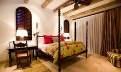 Casa Paulina Mexican Colorfull Interior Design Los Cabos Mexico