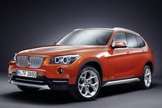 BMW X1 Concept to reality