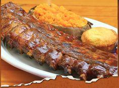 The best ribs around!