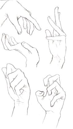 How to draw anime hands sketches 36 ideas Hand Drawing Reference, Art Reference Poses, Anatomy Reference, Anatomy Sketches, Anatomy Drawing, Pencil Art Drawings, Art Drawings Sketches, Hand Drawings, Sketches Of Hands
