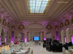 Inside the Sinaia Casino http://photoexplorers.net/2013/07/31/casino-ul-din-sinaia/