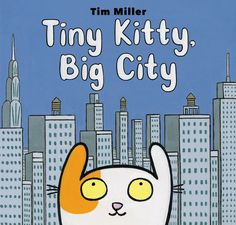 Tiny, brave, playful kitty goes on an adventure through the crowded, noisy city in a story about finding love and kindness in unexpected places. The kitten's bravery, loneliness, playfulness, joy, camaraderie, and curiosity create a rich, emotional journey. The story reflects Tim Miller's passionate advocacy for animal rescue. No tiny kitty fan will be able to resist this triumphant story of overcoming the odds in the big city.