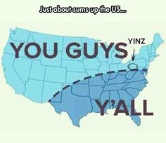 That's me good old western Pennsylvania. Where  we stick to our guns and our bibles. Oh and the Steelers.