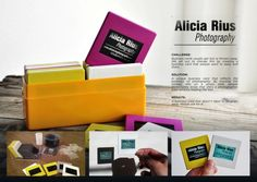 BUSINESS CARD, Arnau Bosch, Alicia Rius Photography, Print, Outdoor, Ads