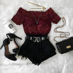 Image uploaded by Tammy Hartil. Find images and videos about fashion, outfits and clothing on We Heart It - the app to get lost in what you love. Teen Fashion Outfits, Edgy Outfits, Cute Casual Outfits, Outfits For Teens, Really Cute Outfits, Mode Kpop, Mein Style, Teenager Outfits, Cute Summer Outfits