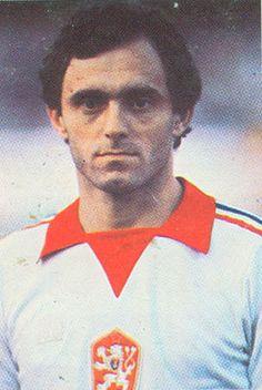 Marian Masny of Czechoslovakia in Baseball Cards, 1970s, Field Of Dreams, Sport, Football Soccer