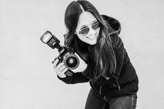 Retrato de Marisa Sakura fotografa