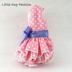Vestido de perro perro vestido de arnés de la por LittleDogFashion