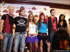 Coletiva de imprensa do RBD na Nicarágua (03.11.07) - 008 - RBD Fotos Rebelde…