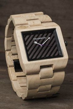 The most unique, stylish, and sophisticated watch out there.