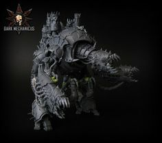 Dark Future Games: It Came From the Forums: Dark Mechanicus Conversions from GuitaRasmus!