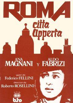 Roma Ciudad Abierta Federico Fellini