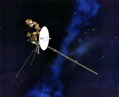 Where the Heck is V'Ger, I Mean, Voyager 1 Right Now? Some Amazing Facts.  In 1977, the Voyager 1 probe was launched.  Where the heck is the spacecraft now, and where is it going?