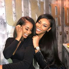 Brazilian Virgin Hair 360 Lace Frontal Wig Natural Straight With Pre Plucked Hairline. front lace back lace, with elastic band at back, cheap human hair lace wigs Black Girls Hairstyles, Wig Hairstyles, Straight Weave Hairstyles, Youre My Person, Thing 1, Beautiful Black Women, Besties, Bestfriends, Human Hair Wigs