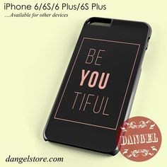 Beyoutiful Phone Case for iPhone 6/6s/6 Plus/6S Plus