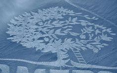 #snow-art-tree