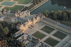 Château de Fontainebleau was one of the favorite castles of the Kings of France and has been continuously inhabited by the royal family through seven centuries.