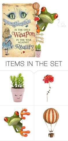"""Imagination"" by annacullart ❤ liked on Polyvore featuring art"