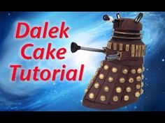 ▶ Doctor Who Dalek Cake HOW TO COOK THAT Dr Who Cake Doctor (Doctor Who) Ann Reardon - YouTube...AHHHHHHHHHHHHHHHHHHHHHHHHHHHHHHHHHHHHHHHHHHHHHHHHHHHHHHHHHHHHHHHHHHHHHHHHHHHHHHH!!!!!!!!!!!!!!!!!!!!!