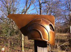 Creative Construction: Making the rocketeer helmet update