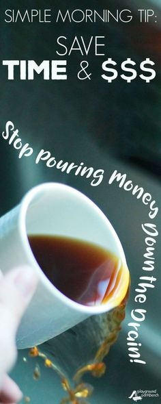 Want to save money everyday AND pack a few extra minutes into your morning routine? This simple tip will get you both! | Family Finances | Save Money | Mom Hacks | Mom Life | #CupforCrushingIt #ad @dixie