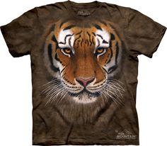 Tiger Warrior Tee Shirt  Model: 10-3179   Price : Regular Price: $26.99 Sale Price: $16.89