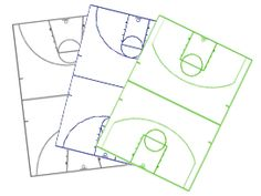 10 basketball court clip art family fun night pinterest basketball diagrams image layout highschool college international nba pronofoot35fo Choice Image