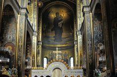Ucrania, Kiev, Iglesia