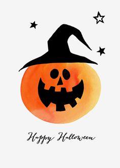 Margaret Berg Art : Illustration : fall / halloween