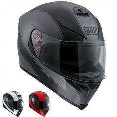 AGV Racing K-5 Enlace Mens Street Sport Bike DOT Full Face Motorcycle Helmets