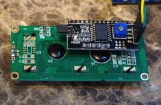 Sooner or later an LCD display will be needed. The problem with the typical LCD is that it takes most of the I/O pins on the Arduino just to talk to it.