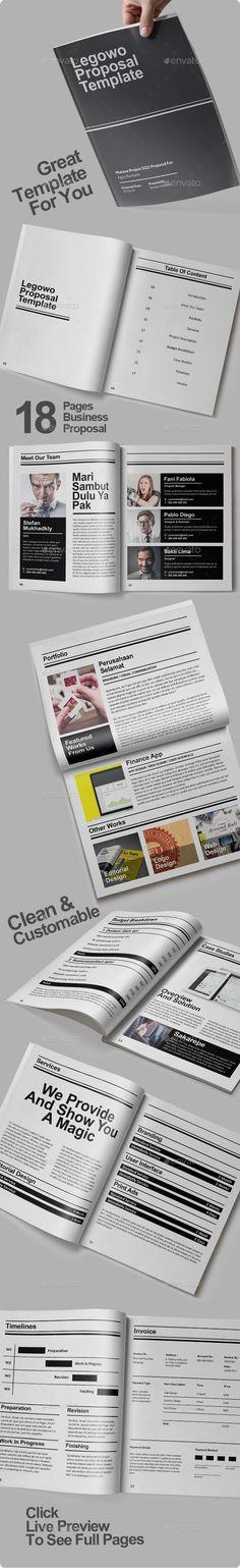Socialidea Clean Business Proposal Best Business proposal - business proposal download