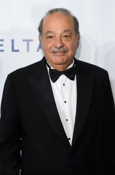 Telecom magnate Carlos Slim Helu has some 300 million mobile phone and land-line subscribers in 19 countries through America Movil, which he controls.