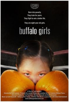Buffalo Girls Muay Thai Documentary: Video about young Thai girls that fight to survive