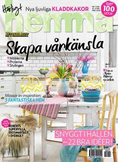Härligt hemma nr 7/2014.