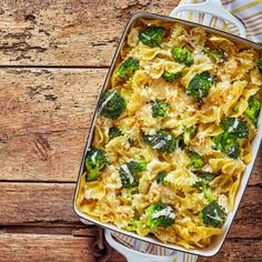 Sweet And Savory Broccoli And Pasta Casserole