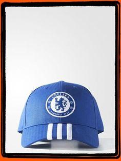 dd8cfd103273f Gorra Adidas Azul Chelsea 3 Rayas Producto Original Ref. A98708 Talla Única  Precio   54.900